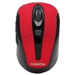 Мышь CANYON CNR-MSOW06R Red USB
