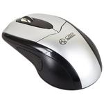 Мышь CBR CM-101 Silver USB