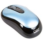 Мышь CBR CM-150 Blue USB