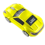 Мышь CBR MF-500 Lambo Yellow USB
