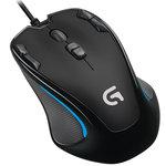 Игровая мышь Logitech G300S Optical Gaming Mouse (910-004345)