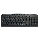 Клавиатура Nakatomi Navigator KN-11U Black USB