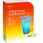 Office Home and Business 2010 Russian CEE PC Attach Key PKC Microcase (T5D-00704)