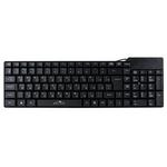 Клавиатура Oklick 190M Black USB