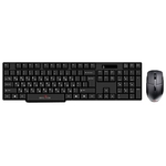 Клавиатура+Mышь OKLICK 200M Black
