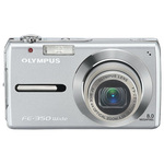 Фотоаппарат Olympus FE-350 Silver