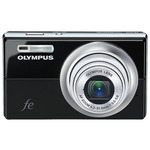 Фотоаппарат Olympus FE-5010 Black