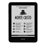 Электронная книга Onyx BOOX MONTE CRISTO Black
