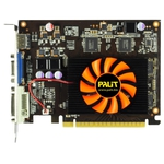 Видеокарта 1024Mb DDR3 GT630 Palit (NEAT630NHD01-1070F) OEM