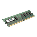 Память 2048Mb DDR2 Crucial PC-6400 (CT25664AA800)