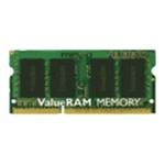 Память SO-DIMM 2048Mb DDR3 Kingston PC-12800 (KVR16S11/2)