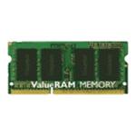 Память SO-DIMM 4096Mb DDR3 Kingston PC-10660MHz (KVR1333D3S9/4G)