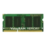 Память SO-DIMM 4096Mb DDR3 Kingston PC-12800 (KVR16S11S8/4)