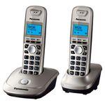 Телефонный аппарат Panasonic стандарта DECT KX-TG2512RUN