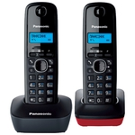 Телефонный аппарат Panasonic стандарта DECT KX-TG1612RU3