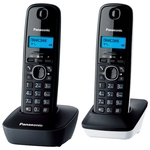 Телефонный аппарат Panasonic стандарта DECT KX-TG1612RU1
