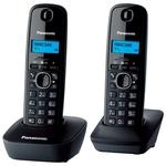 Телефонный аппарат Panasonic стандарта DECT KX-TG1612RUH