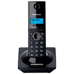 Телефонный аппарат Panasonic стандарта DECT KX-TG1711RUB Black