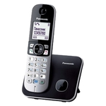 Телефонный аппарат Panasonic стандарта DECT KX-TG6811RUB Black
