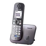 Телефонный аппарат Panasonic стандарта DECT KX-TG6811RUM