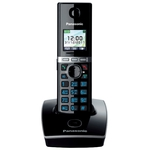 Телефонный аппарат Panasonic стандарта DECT KX-TG8051RUB Black