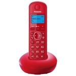 Беспроводной телефон Panasonic KX-TGB210 красный