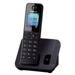 Телефонный аппарат Panasonic стандарта DECT KX-TGH210RUB