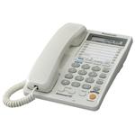 Телефонный аппарат Panasonic KX-TS2368RUW