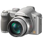 Фотоаппарат Panasonic DMC-FZ8 Silver