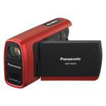 Видеокамера Panasonic SDR-SW20 red