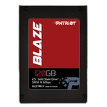 Жесткий диск SSD 120GB Patriot Blaze (PB120GS25SSDR)