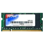 Память SO-DIMM 2048Mb DDR2 Patriot PC2-6400 (PSD22G8002S)
