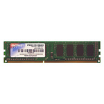 Память 1024Mb DDR3 Patriot PC-10600 (PSD31G133381)