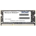 Память SO-DIMM 8GB DDR3 Patriot PC-12800 (PSD38G1600L2S)