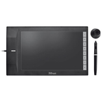 Планшет Trust Slize Ultra Slim Graphic Tablet (18469) USB Black