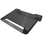 Подставка для охлаждения ноутбука Cooler Master NotePal U1 (R9-NBC-PPAK) Black