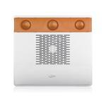 Подставка для охлаждения ноутбука DeepCool M3 Orange