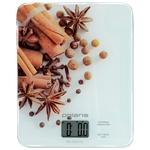 Кухонные весы Polaris PKS0832DG белый специи