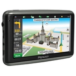 GPS навигатор Prology iMAP-4100 Black