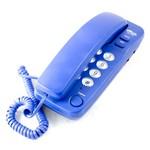 Проводной телефон RITMIX RT-100 Blue