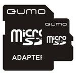 Карта памяти QUMO MicroSD Y&Y 2 Гб (QM2GMICSD)