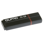 32GB USB Drive QUMO SPEEDSTER Black