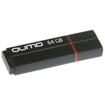 64GB USB Drive Qumo SPEEDSTER Black