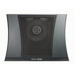Подставка для охлаждения ноутбука Cooler Master NotePal AX (R9-NBC-4WBK-GP) Black-Green