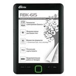 Электронная книга Ritmix RBK-615 Black