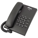 Проводной телефон RITMIX RT-310 Black