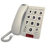 Проводной телефон RITMIX RT-510 Ivory