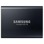 Внешний жесткий диск Samsung T5 1TB (черный)