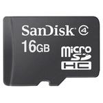 Карта памяти 16Gb MicroSD SANDISK SDSDQM-016G-B35
