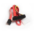 Кабель miniSATA Combo Data & Power Gembird CC-SATA-C2